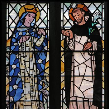 Our Lady of the Rosary & St. Dominic