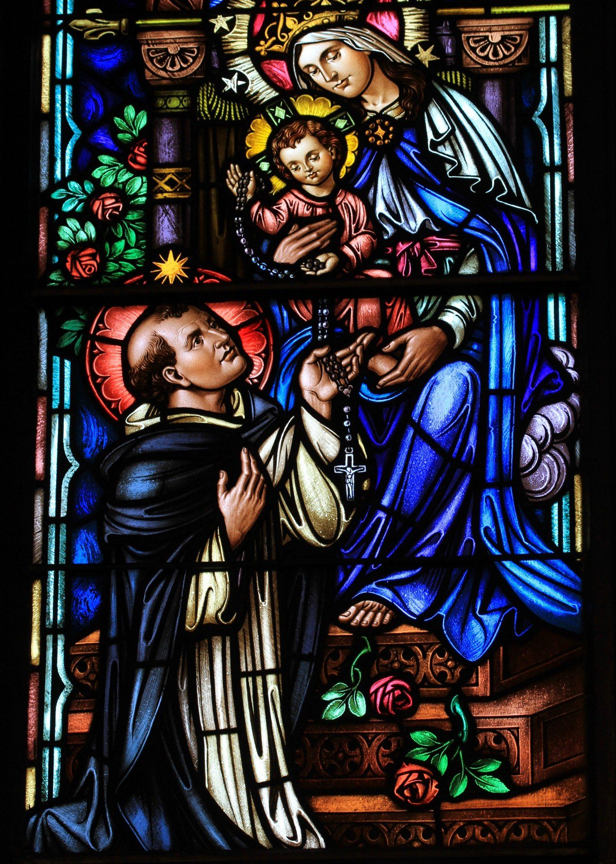 reflection paper st dominic In the movie, dominic, light of the church, features st dominic's life, his failures and successes, his contributions to the church as well as to those people around him he already wonders why is it that there is a war, that there are people who hungers and that there are.