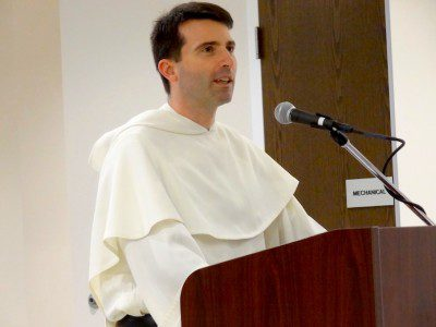 Fr. Dominic Legge, O.P. Instructor in Systematic Theology (PFIC)
