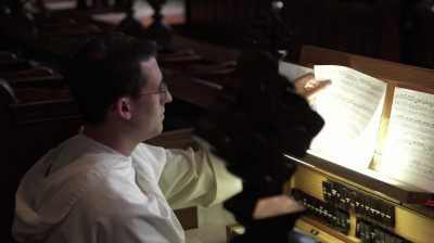 Br. Peter Joseph Gautsch, O.P. (Screen Shot via. YouTube)