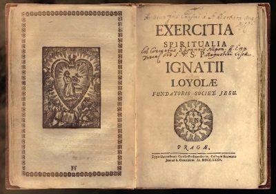 The Spiritual Exercises of Ignatius of Loyola