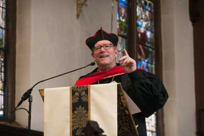 Most Reverend Robert E. Barron, Auxiliary Bishop of the Archdiocese of Los Angeles.